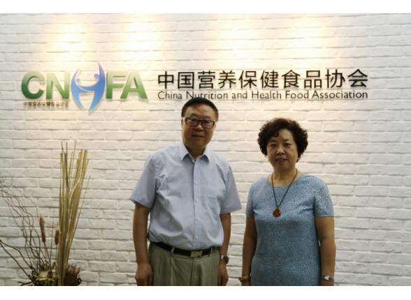 原国家食品药品监督管理总局王红司长到访协会