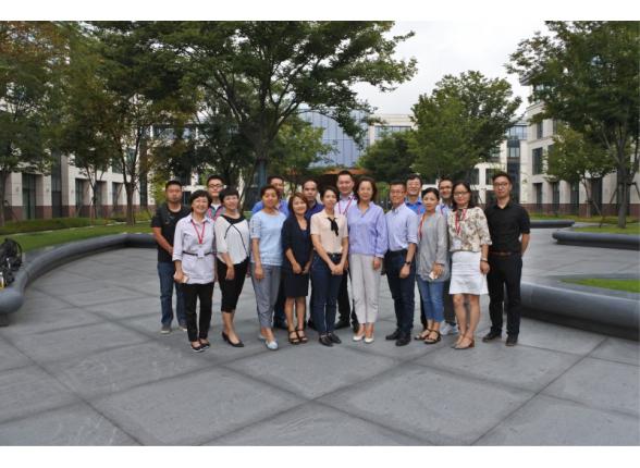 中国营养保健食品协会组织赴浙江、江苏保健食品生产企业调研
